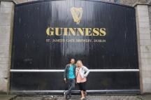 Guinness Beer Brewery, Ireland