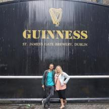Guinness Beer Brewery, Ireland