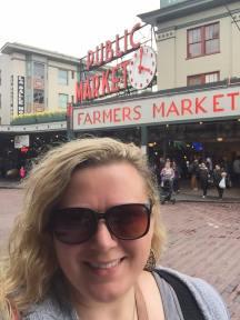 Pike's Market! Seattle, Washington, USA