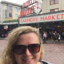 Pike's Market! Seattle, Washington, USA