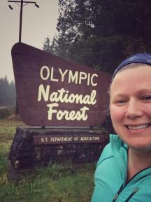 Olympic National Forest, Oregon, USA