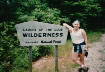 Garden of the Gods, Southern Illinois, USA