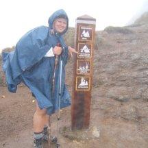 Dead Woman's Pass, Inca Trail, Peru