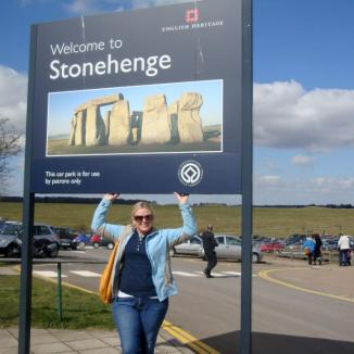 """Hands On"" Stonehenge"