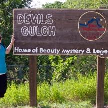 Devil's Gulch, South Dakota, USA