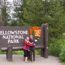 Yellowstone Nat'l Park, USA