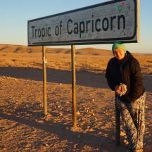 Tropic of Capricorn in Africa